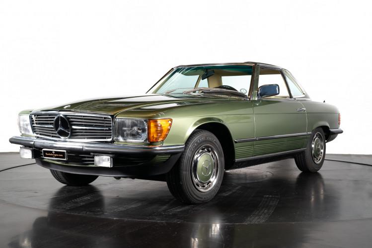 1980 Mercedes-Benz SL280 Cabrio 0