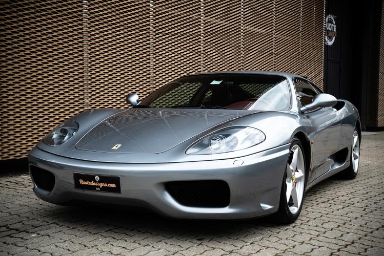 2002 Ferrari 360 Modena F1 0