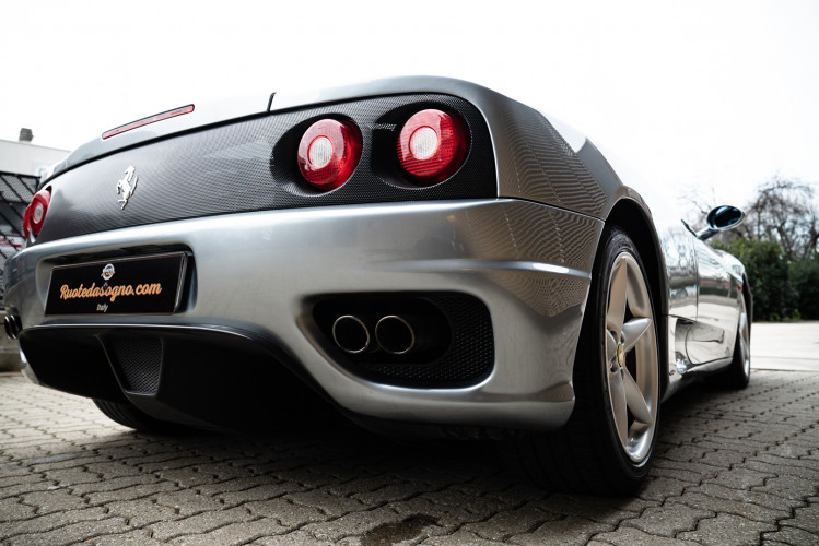 2002 Ferrari 360 Modena F1 7