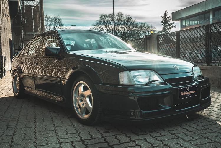 1991 Lotus Opel Omega  9