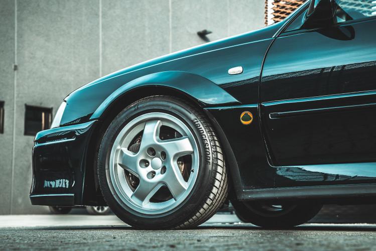 1991 Lotus Opel Omega  5