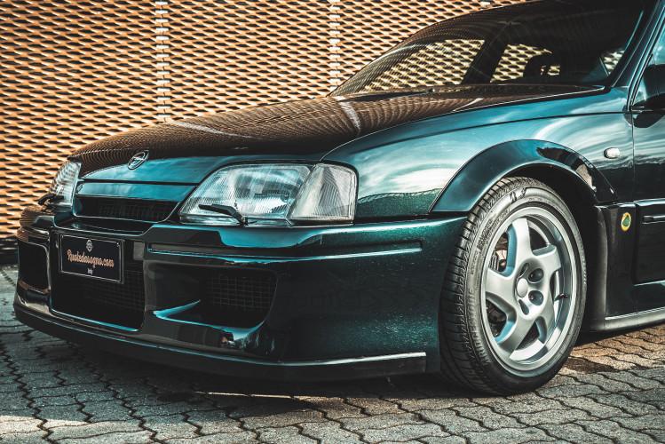 1991 Lotus Opel Omega  7