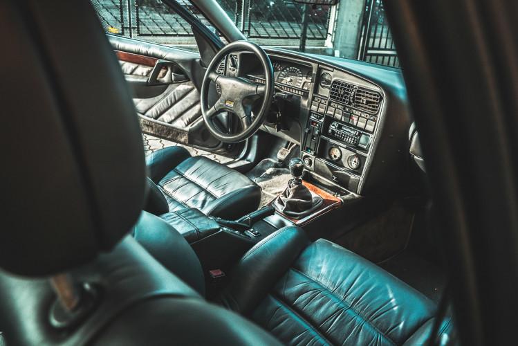 1991 Lotus Opel Omega  6