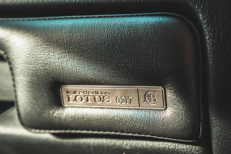 1991 Lotus Opel Omega  10