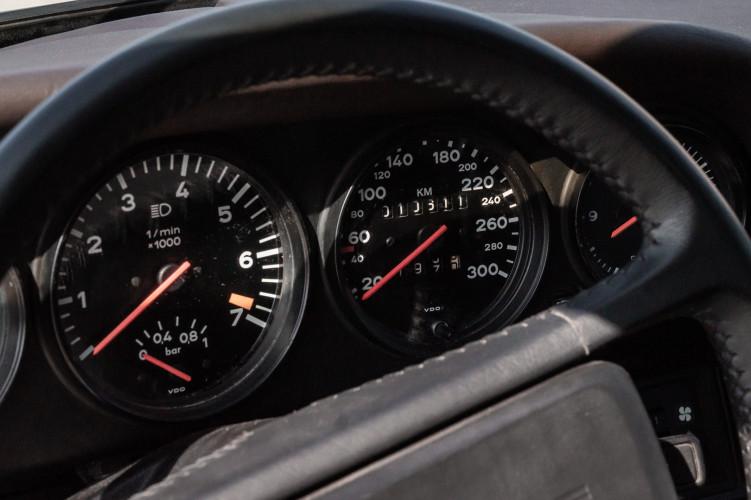 1985 Porsche 930 Turbo 43