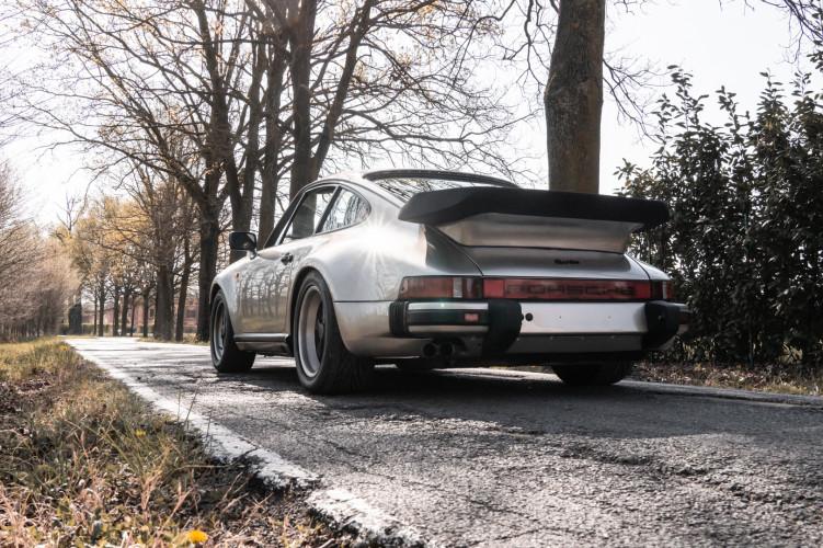 1985 Porsche 930 Turbo 2