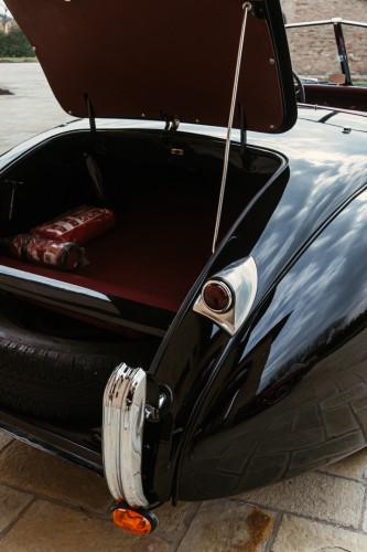 1952 Jaguar XK 120 OTS 7
