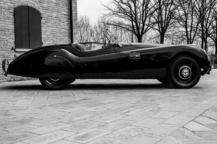 1952 Jaguar XK 120 OTS 12
