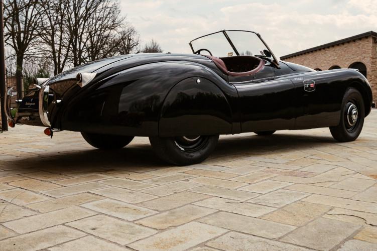 1952 Jaguar XK 120 OTS 13