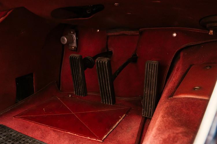 1952 Jaguar XK 120 OTS 29