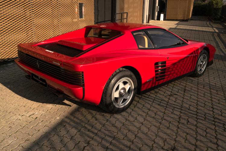 """1985 Ferrari Testarossa """"Monospecchio - Monodado"""" 4"""