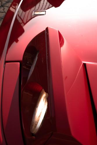 """1985 Ferrari Testarossa """"Monospecchio - Monodado"""" 18"""