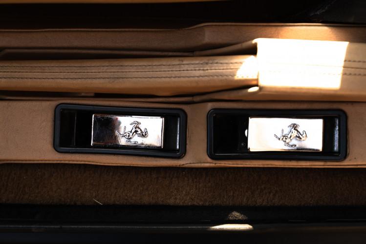 """1985 Ferrari Testarossa """"Monospecchio - Monodado"""" 31"""