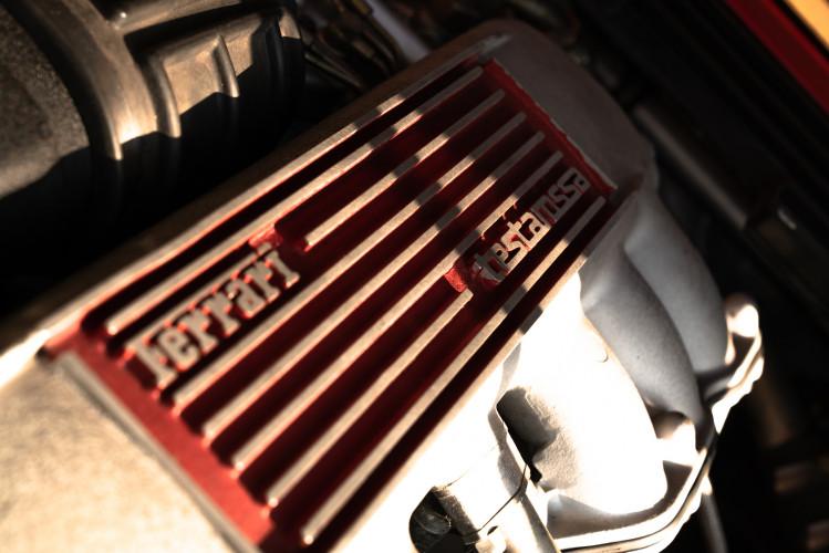 """1985 Ferrari Testarossa """"Monospecchio - Monodado"""" 42"""