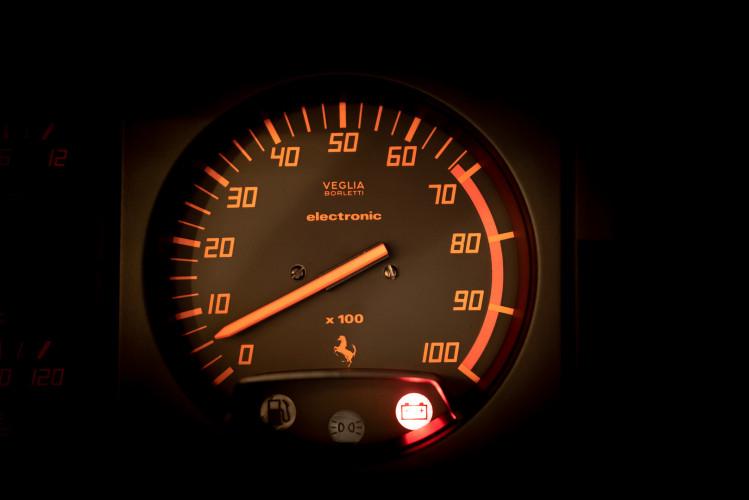 """1985 Ferrari Testarossa """"Monospecchio - Monodado"""" 46"""