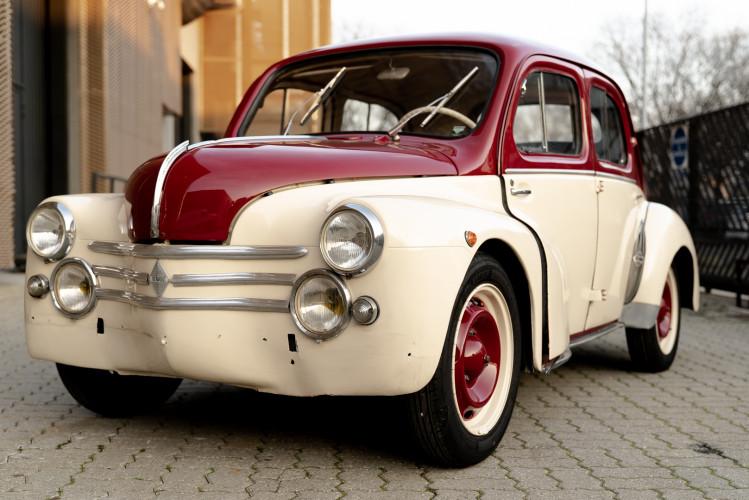1956 Renault 4CV Sport 4