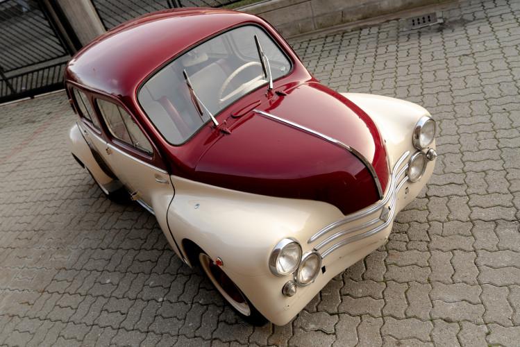 1956 Renault 4CV Sport 7