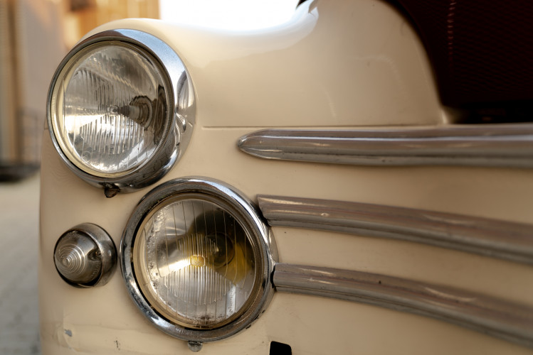 1956 Renault 4CV Sport 13