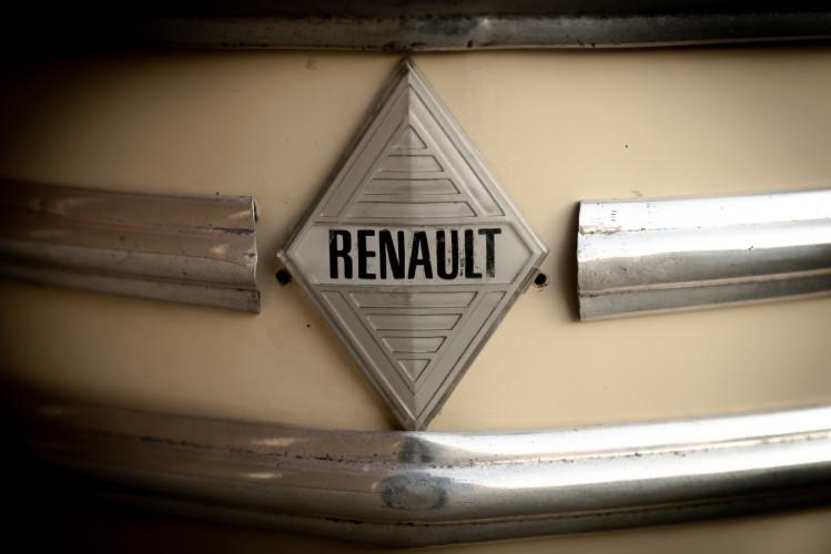 1956 Renault 4CV Sport 25