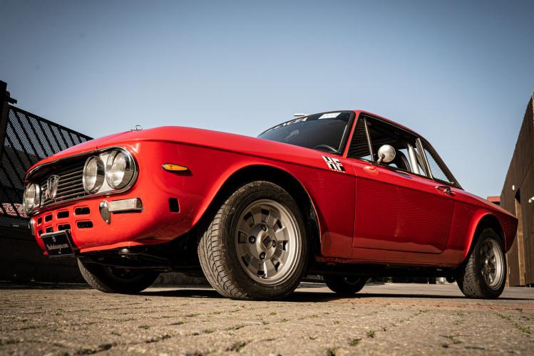 1971 Lancia Fulvia HF 1600 Fanalino 6