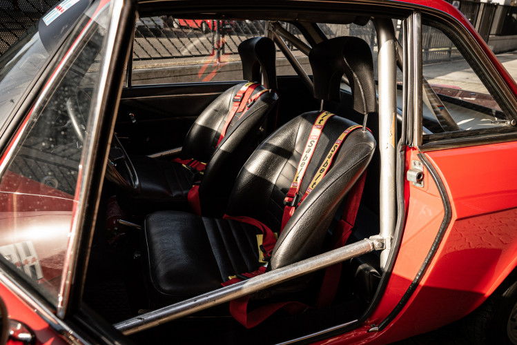 1971 Lancia Fulvia HF 1600 Fanalino 16