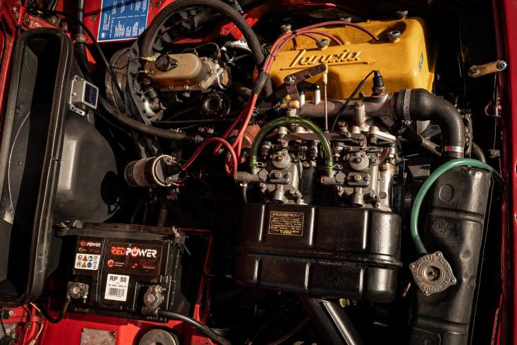1971 Lancia Fulvia HF 1600 Fanalino 25