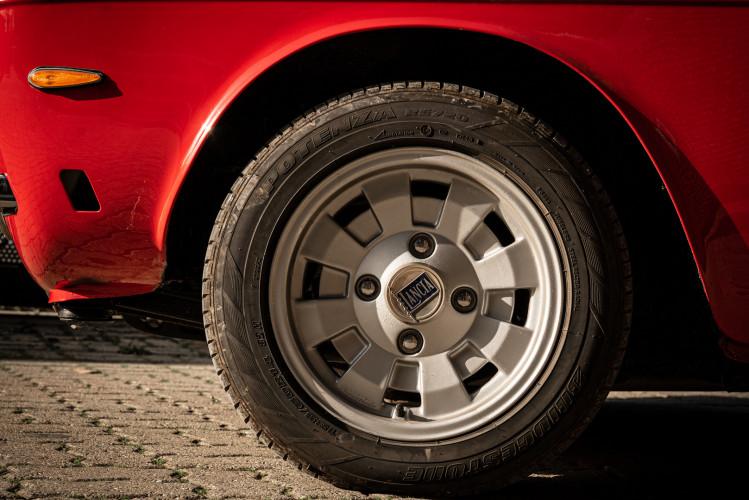 1971 Lancia Fulvia HF 1600 Fanalino 12
