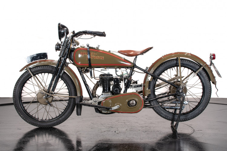 1926 Harley Davidson Single B 0