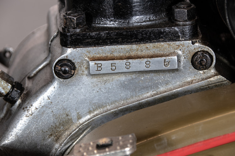 1926 Harley Davidson Single B 12