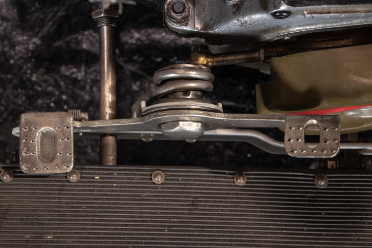 1926 Harley Davidson Single B 13