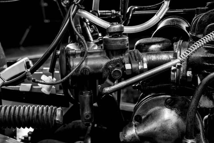 1926 Harley Davidson Single B 19