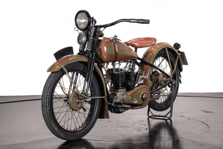 1926 Harley Davidson Single B 5