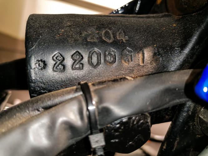 1936 Triumph TWN B204 24