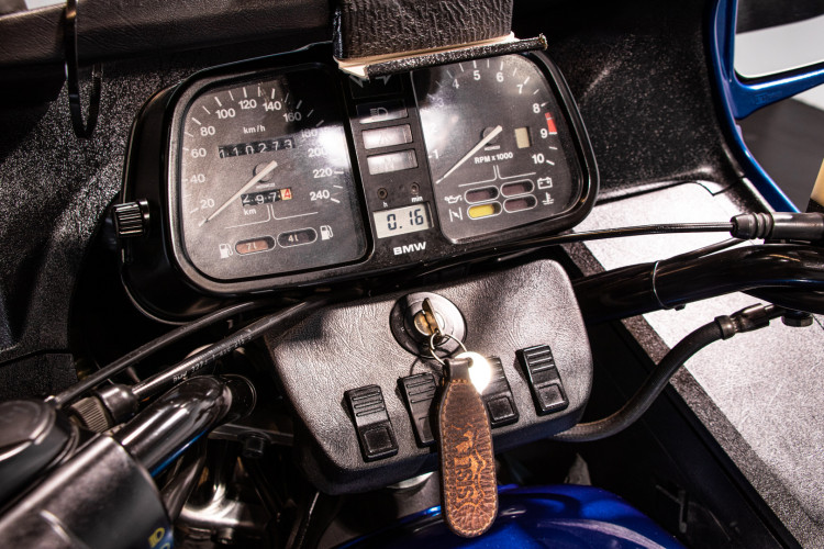 1989 BMW K 100 RT 17