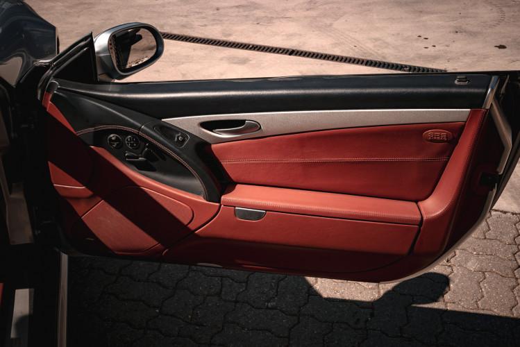 2002 Mercedes Benz SL55 AMG 17