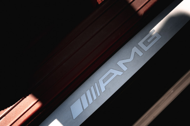 2002 Mercedes Benz SL55 AMG 18