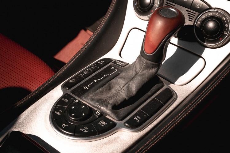 2002 Mercedes Benz SL55 AMG 25