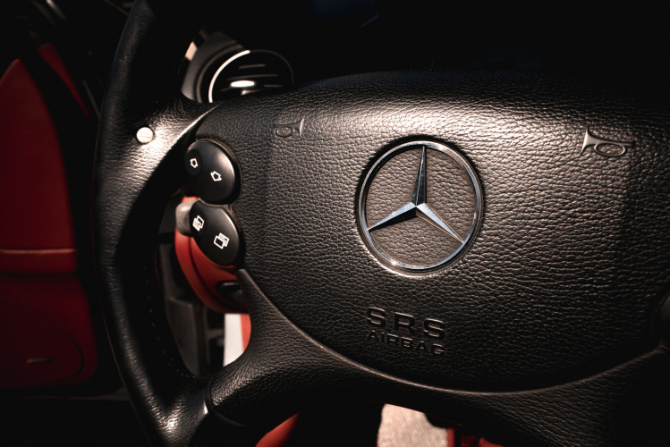 2002 Mercedes Benz SL55 AMG 36