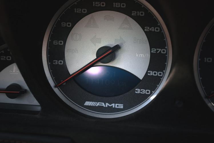 2002 Mercedes Benz SL55 AMG 37