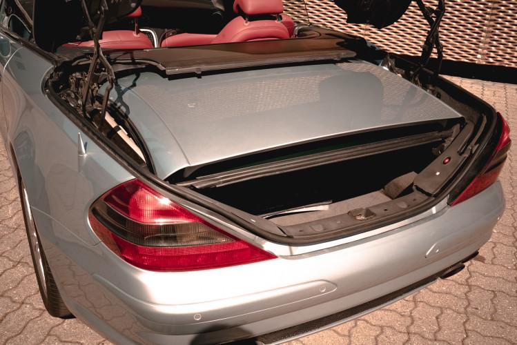 2002 Mercedes Benz SL55 AMG 39