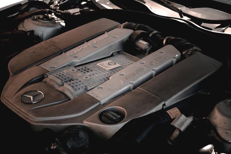2002 Mercedes Benz SL55 AMG 40