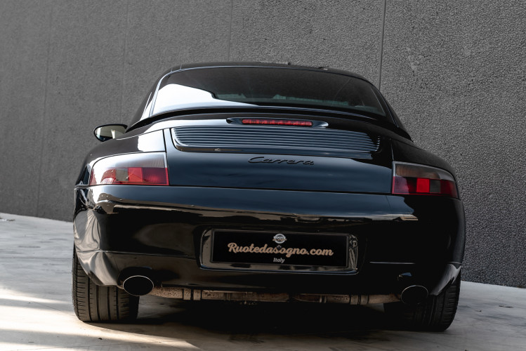 2001 Porsche 996 Carrera Cabrio 6
