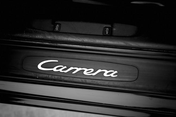 2001 Porsche 996 Carrera Cabrio 23