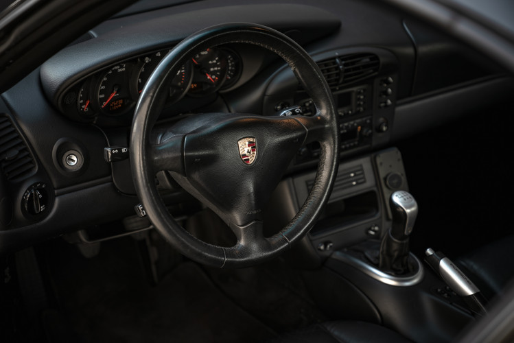 2001 Porsche 996 Carrera Cabrio 25