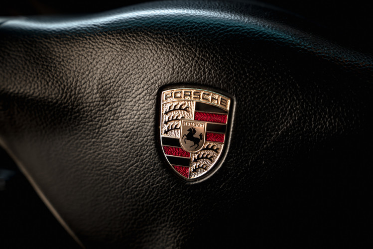 2001 Porsche 996 Carrera Cabrio 30