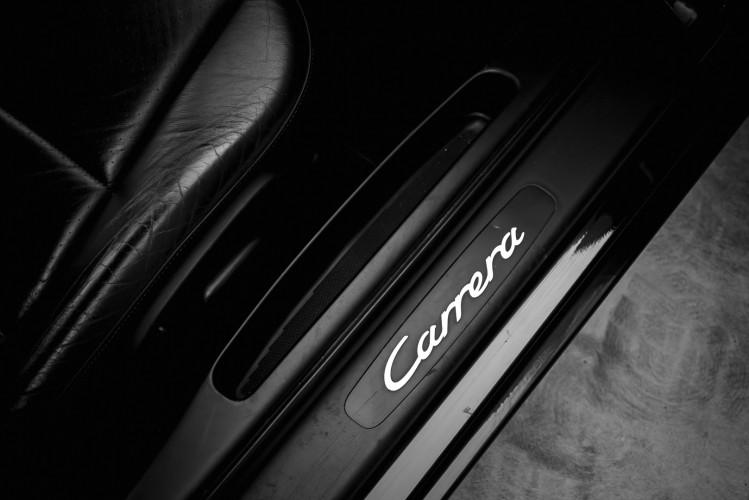 2001 Porsche 996 Carrera Cabrio 34