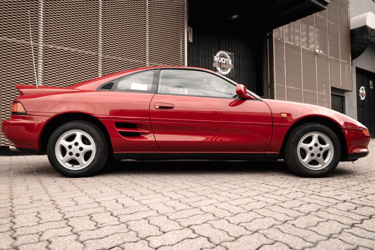1990 Toyota MR2 II 2.0 GT-i 16V 2