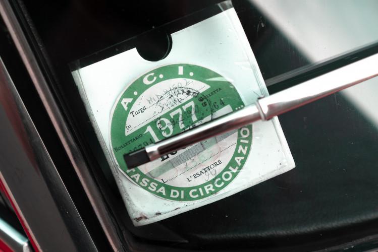 1976 Alfa Romeo Spider 2000 Duetto 53