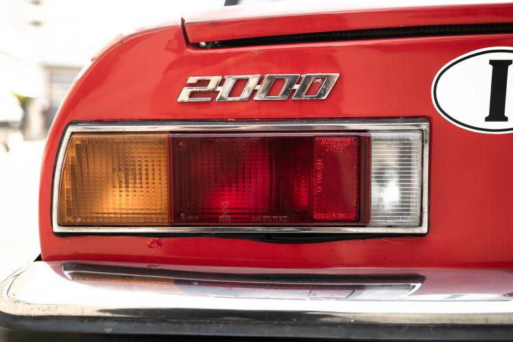 1976 Alfa Romeo Spider 2000 Duetto 17