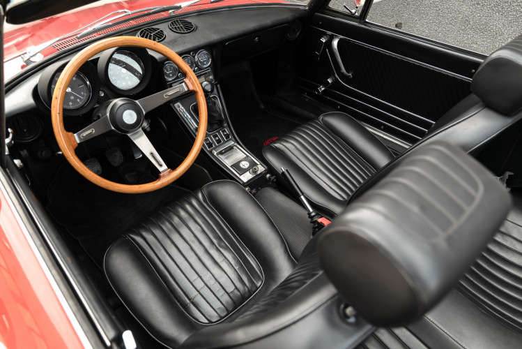 1976 Alfa Romeo Spider 2000 Duetto 22